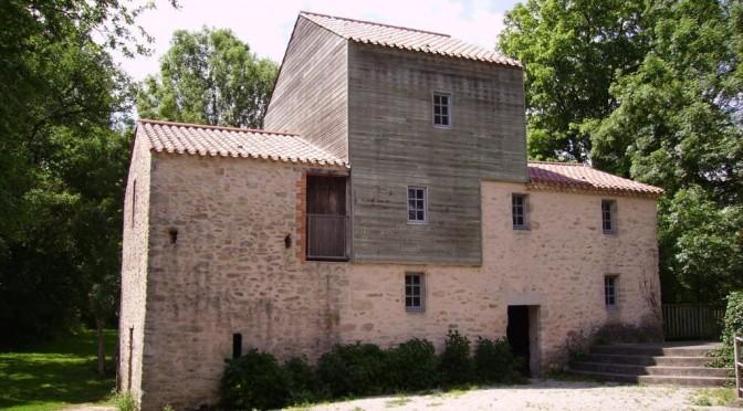 Le Moulin de Rambourg, son histoire