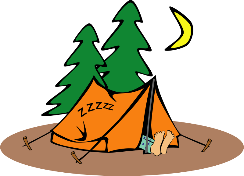 OpenClipArt_CAMPING_Gerald_G_Sleeping_in_a_tent_PNG_LR_