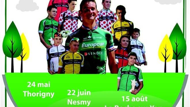 Challenge Thomas Voeckler à Nesmy dimanche 22 juin 2014