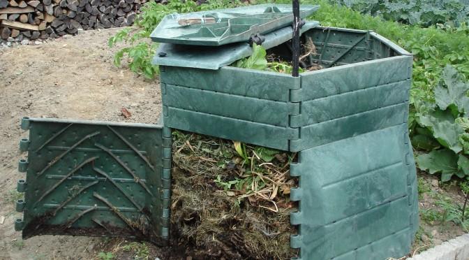 Le recyclage des déchets ménagers à Nesmy, les mercredis en 2017