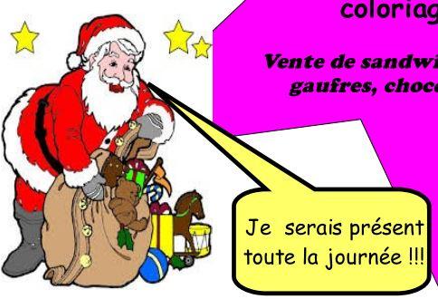 Journée Animation pour les Enfants le 20 décembre 2014