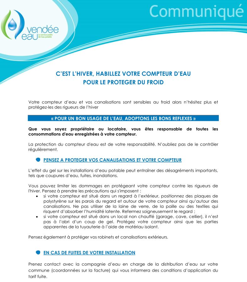 150211em_Vendee_Eau_potable_protection_anti-gel_des_compteurs_