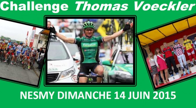 Courses Thomas Voeckler Nesmy juin 2015