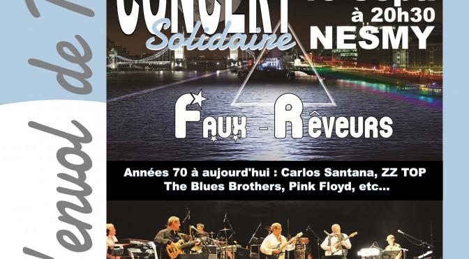 L'Envol de Thyméo : Venez au Concert le 19 septembre