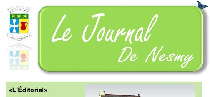 Le Journal de Nesmy mai 2017