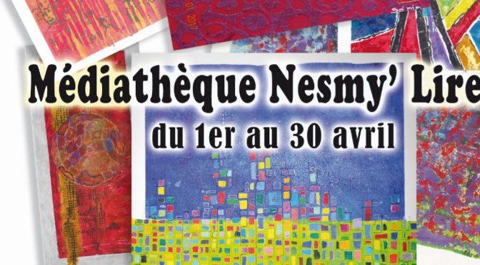 Archives : Exposition de peinture avril 2017