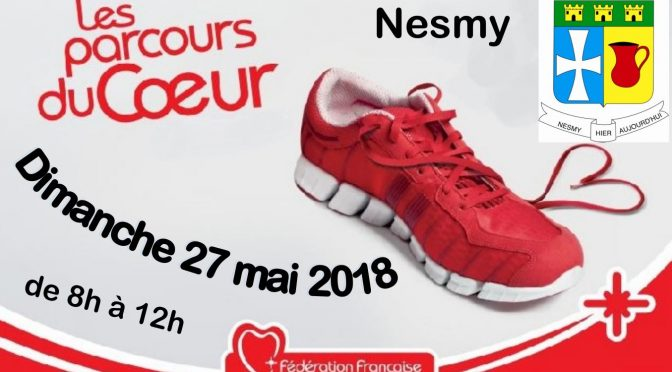 Archives : Parcours du Coeur 27 mai 2018