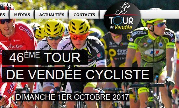 Tour de Vendée Cycliste le 01 octobre 2017