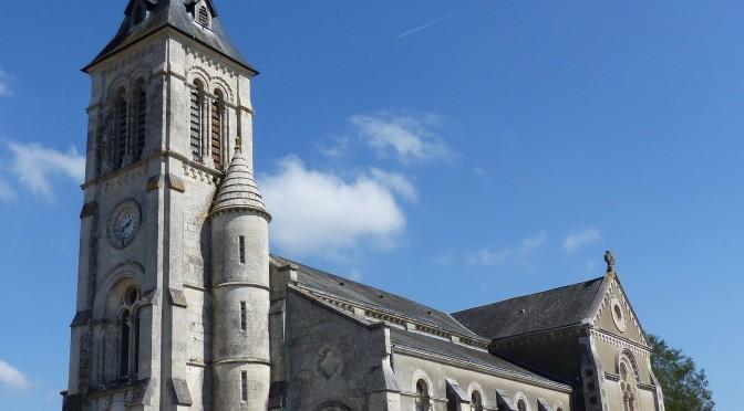 Eglise Saint-Pierre de Nesmy (FR-85310)