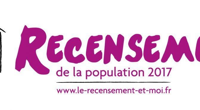 Archives : Recensement INSEE janvier 2017 à Nesmy